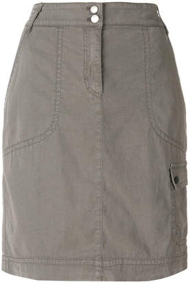 Marc Cain straight-fit skirt