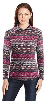 Woolrich Women's Colwin Printed Fleece
