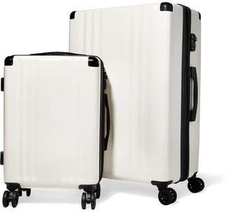 CalPak Ambeur Hardshell Suitcase Set - White