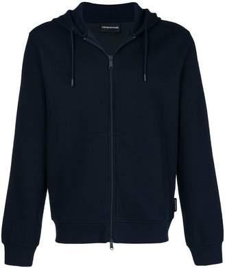 Emporio Armani classic hoodie