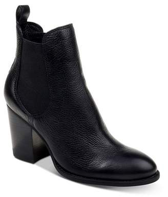 Splendid Women's Highland Stacked Heel Booties