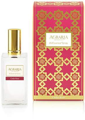 Agraria Cedar Rose Room Spray
