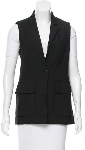 3.1 Phillip Lim 3.1 Phillip Lim Notch-Lapel Wool Vest