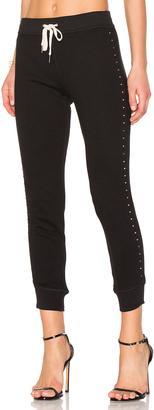 n:PHILANTHROPY Flora Studded Sweatpant $192 thestylecure.com