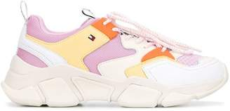 Tommy Hilfiger colourblock runner sneakers
