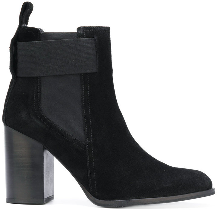 Armani Jeans elasticated ankle boots