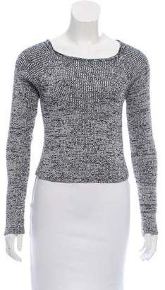 Rachel Comey Rib-Knit Long Sleeve Top w/ Tags