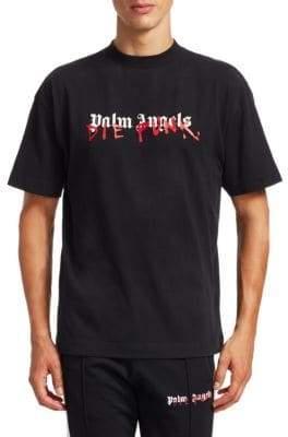 Palm Angels Die Punk Cotton Tee