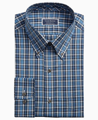 Club Room Assorted Men's Slim-Fit Button Down Collar Dress Shirts