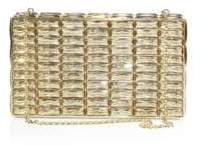 Judith Leiber Couture Duchesse Crystal Box Bag