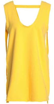 J.W.Anderson Cutout French Cotton-blend Terry Tank