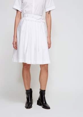 Lanvin Frill Skirt