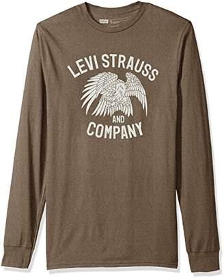 Levi's Men's Forte Long Sleeve T-Shirt