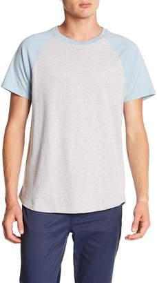 Tailor Vintage Short Sleeve Jersey Raglan Tee