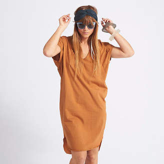 Co Celia Kate & NEW Minka asymmetrical long cotton dress Women's by Celia Kate &