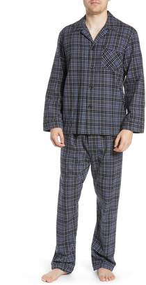 Majestic International True Match Flannel Pajamas