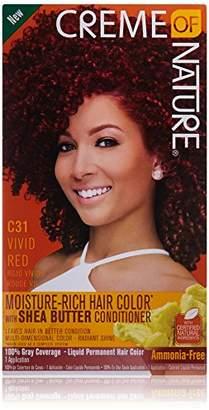 Crème of Nature Moisture Rich Hair Color Kit