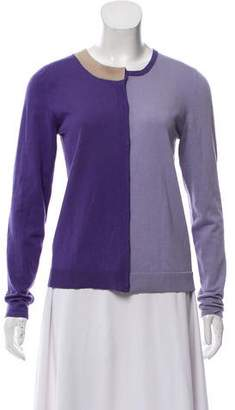 Akris Punto Button-Up Knit Cardigan