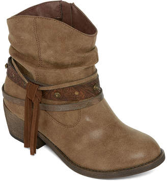 POP Jackson Womens Bootie
