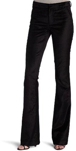 Blank NYC [BLANKNYC] Women's Mid Rise Velvet Trouser