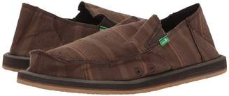 Sanuk Donny Men's Slip on Shoes