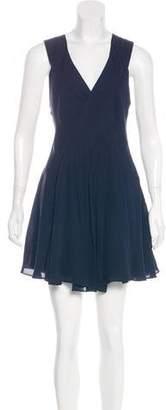 Elizabeth and James Silk Sleeveless Dress