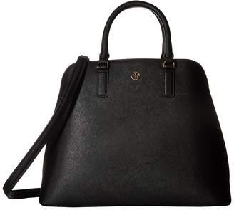 Tory Burch Robinson Dome Satchel Satchel Handbags