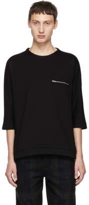 Stephan Schneider Black Top Artificial T-Shirt