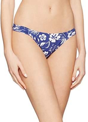 Saint Tropez Kiwi Women's Culotte Erika Palawan Bikini Bottoms