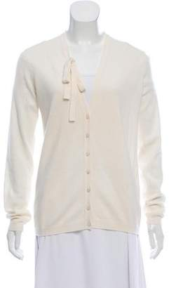 Malo Button-Up Cashmere Cardigan w/ Tags
