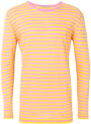 Ermanno Scervino breton stripe top