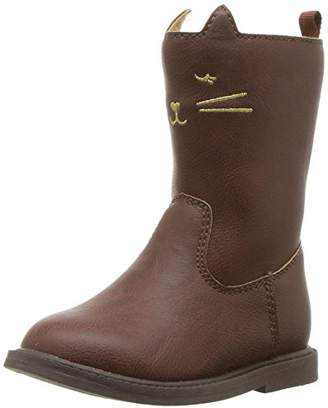 Carter's Girls' Pity3 Novelty Riding Fashion Boot