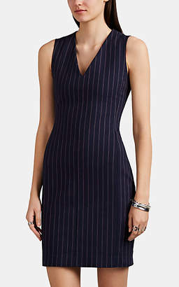 Rag & Bone Women's Lexi Pinstriped Cotton Dress