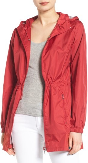 Calvin KleinWomen's Calvin Klein Packable Rain Jacket