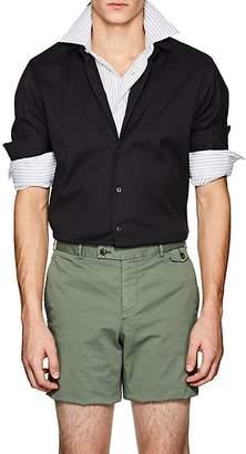 Prada Men's Cotton-Blend Slim Shirt