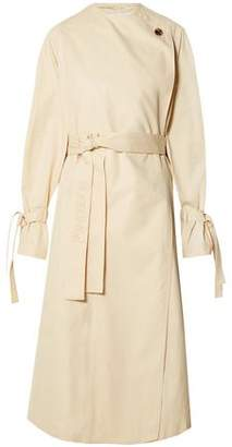 J.W.Anderson Oversized Cotton-Twill Trench Coat