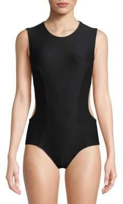 Bleecker Cutout Bodysuit