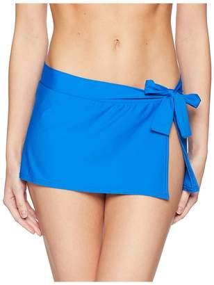 Tommy Bahama Pearl Skirted Hipster Bikini Bottom Women's Swimwear