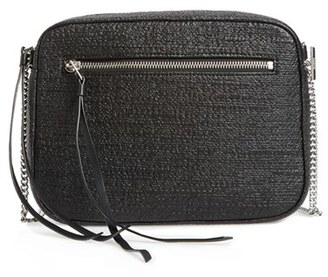 Allsaints 'Fleur De Lis' Crossbody Bag - Black $178 thestylecure.com