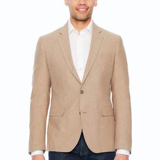 STAFFORD Stafford Linen Cotton Sport Coats - Slim Fit