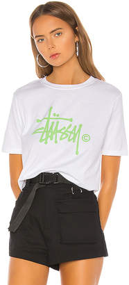 Stussy Basic Logo Tee