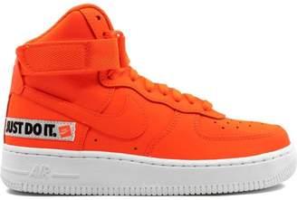 Nike WMNS Air Force 1 HI LX LTHR