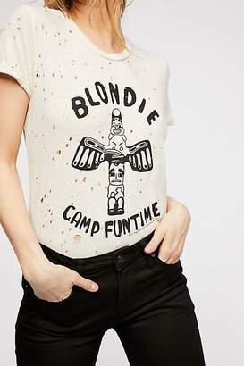 Lauren Moshi Blondie Funtime Tee