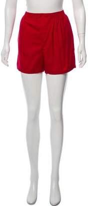 Piamita Silk Blend Shorts
