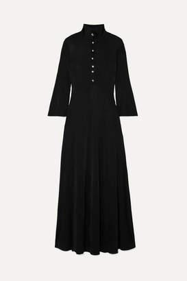 Ellery Soirée Jersey Maxi Dress - Black