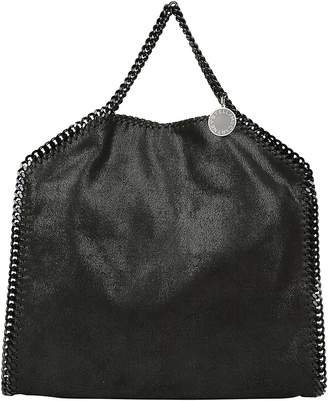 84d5d2ec119 Stella McCartney Black Chain Strap Handbags - ShopStyle