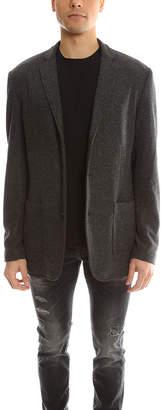 Shades of Grey Knit Blazer