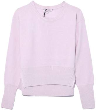 Schumacher Dorothee Vivid Dreamscapes Pullover in Cherry Blossom