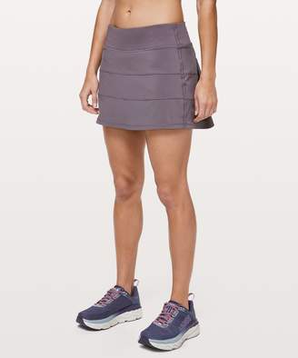 84e11b906 Lululemon Pace Rival Skirt II (Tall) *4-way Stretch