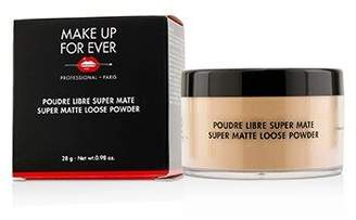 Make Up For Ever Super Matte Loose Powder - # 16 (Light Beige) 28g/0.98oz